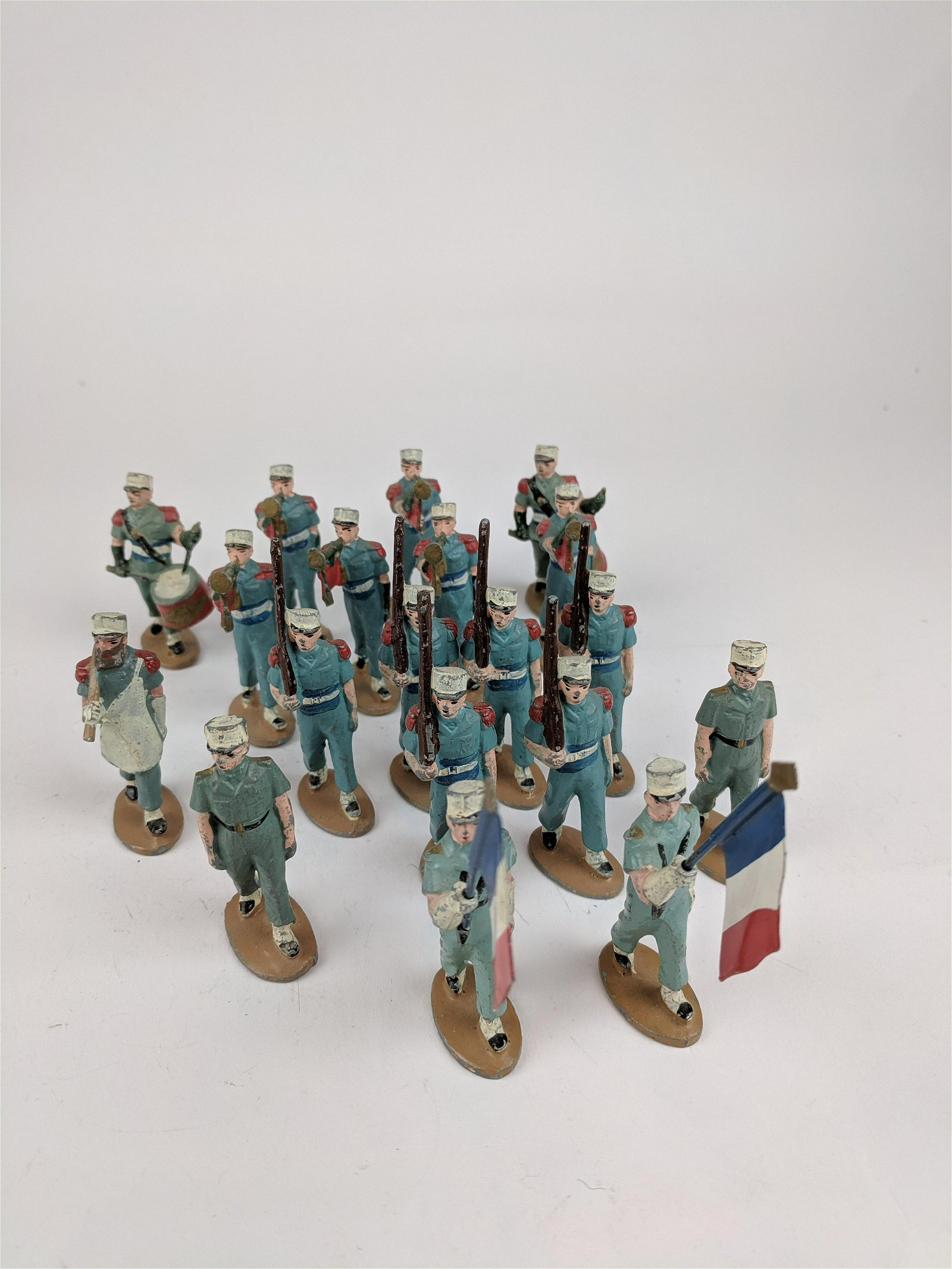 Frenchal Foreign Legion Band