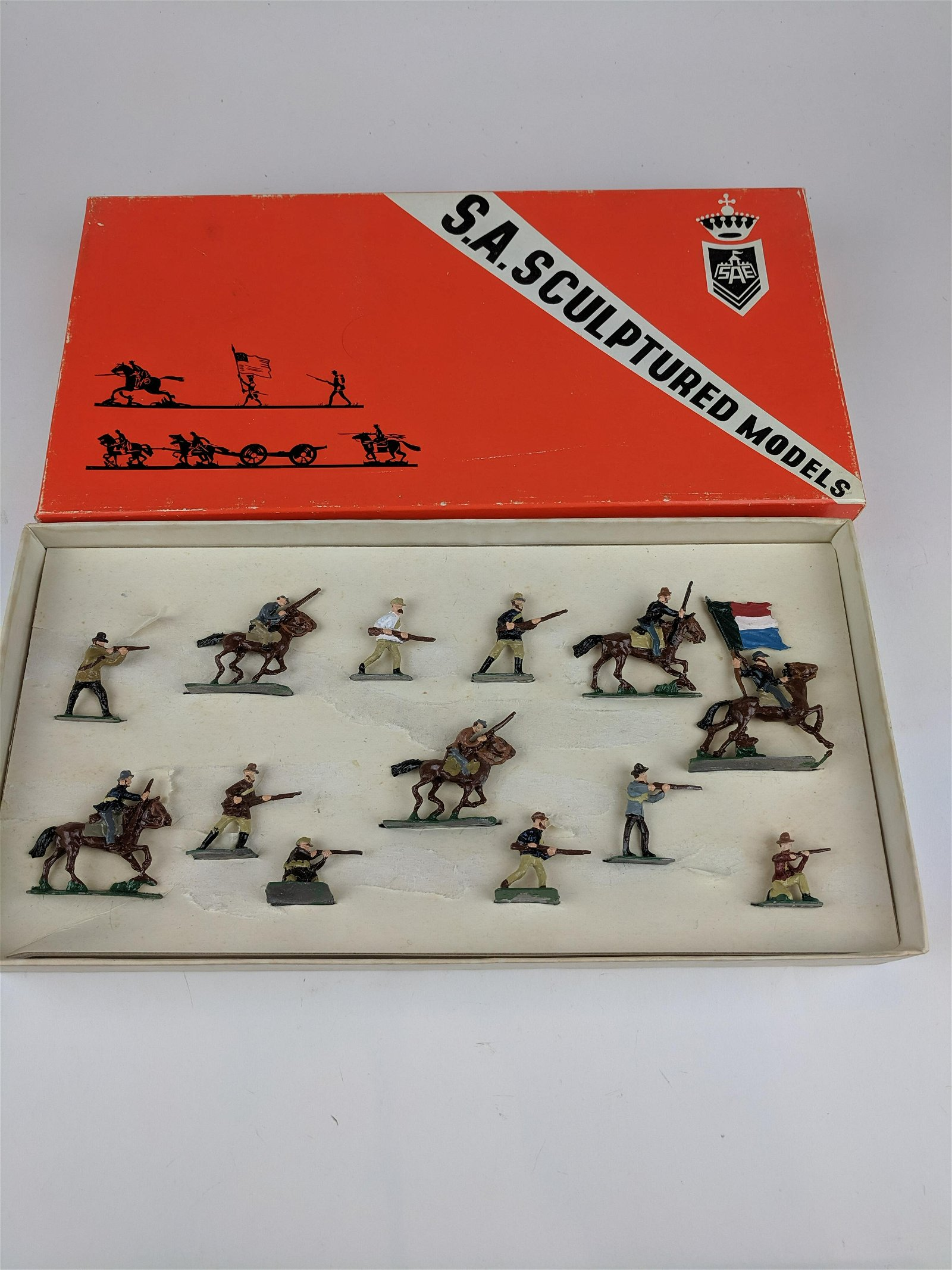 SAE 2400 South Africa Boers 1900