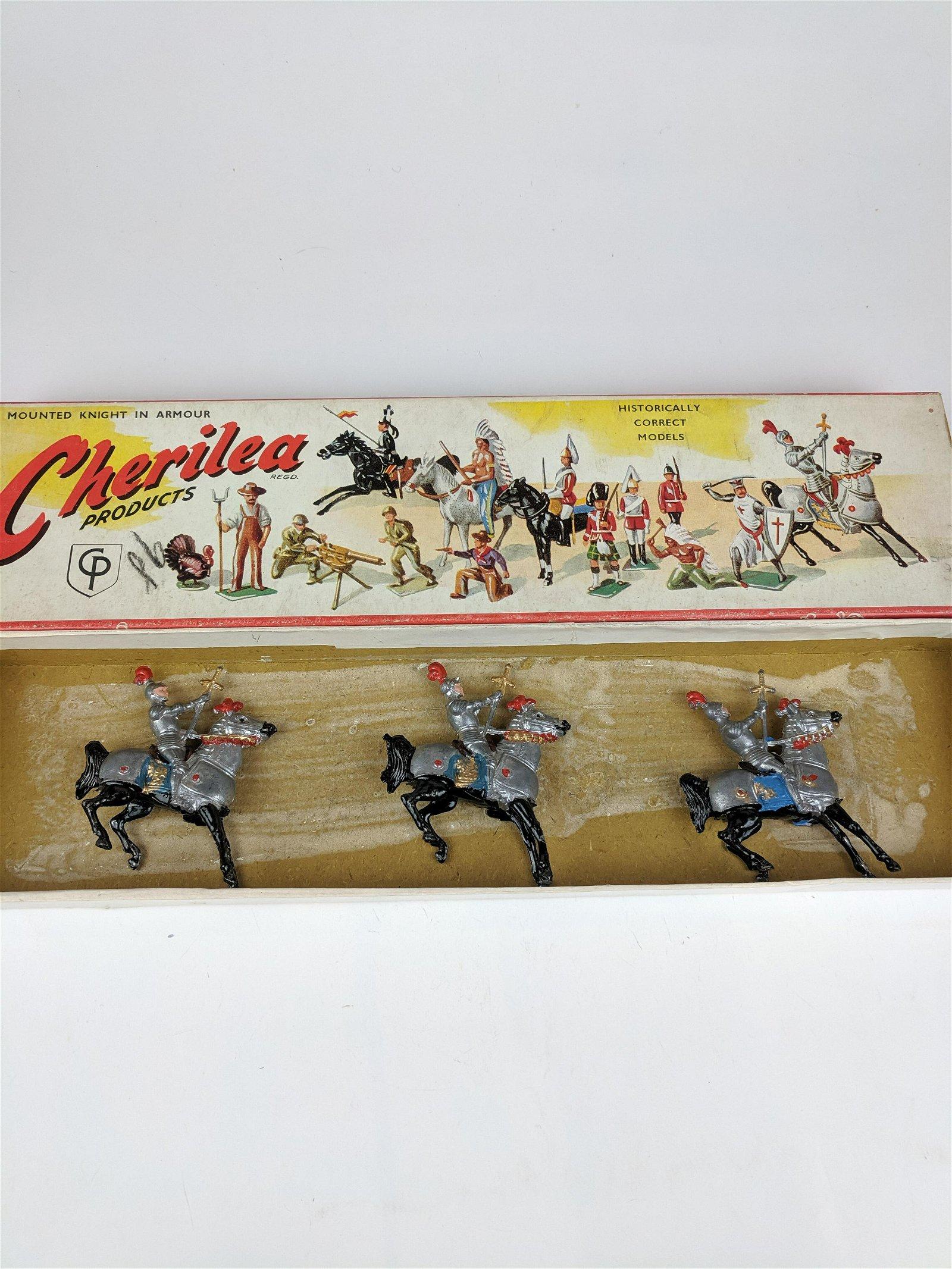 Cherilea S/307 Medieval Series