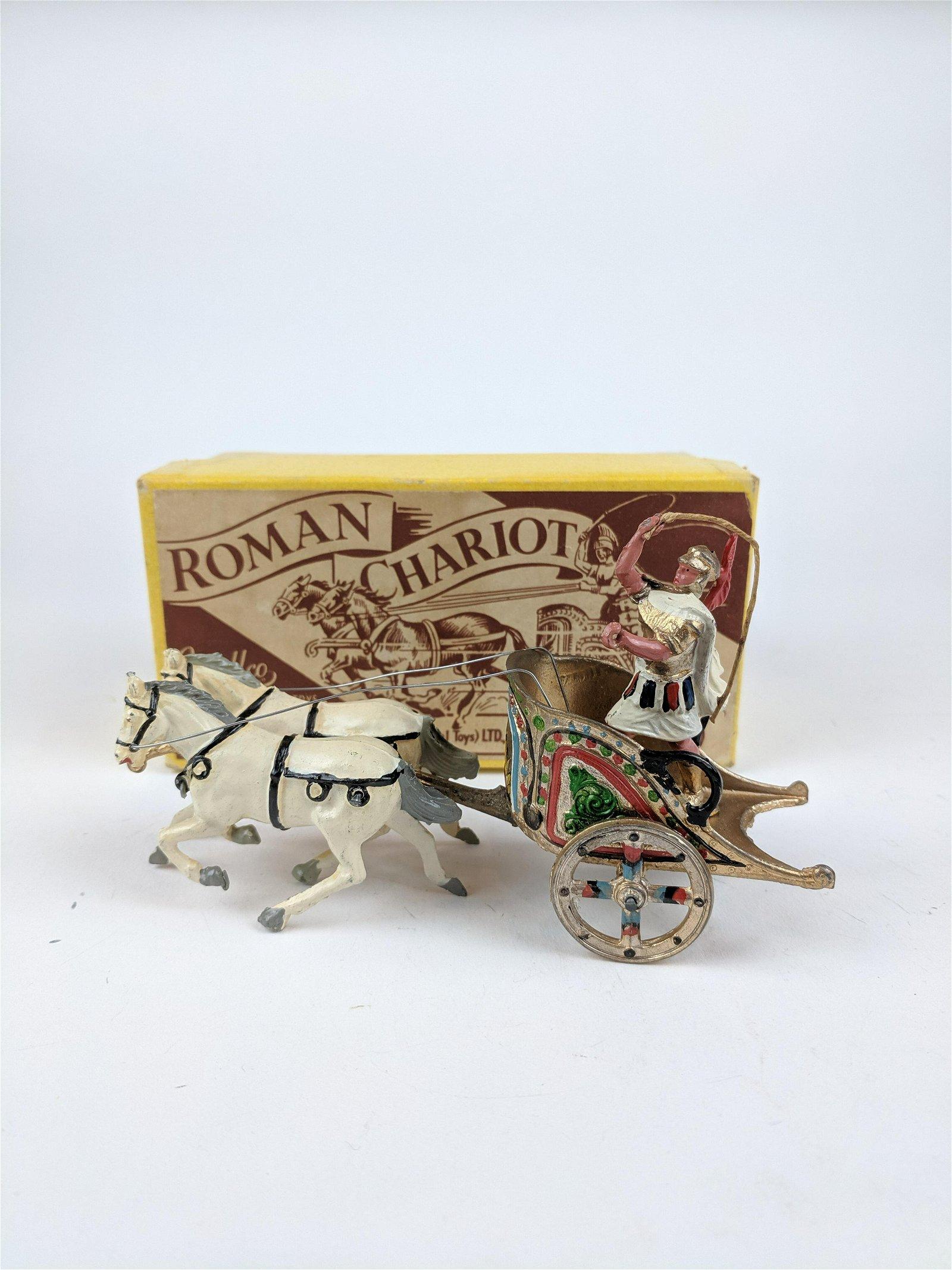 Johillco Roman Chariot