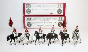 All The Queens Men Household Cavalry Sets