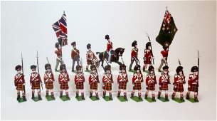 Miniatures Alai Highland Infantry Set