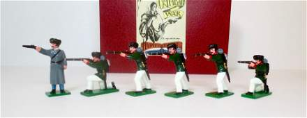 Trophy CWS3 Russian Infantry