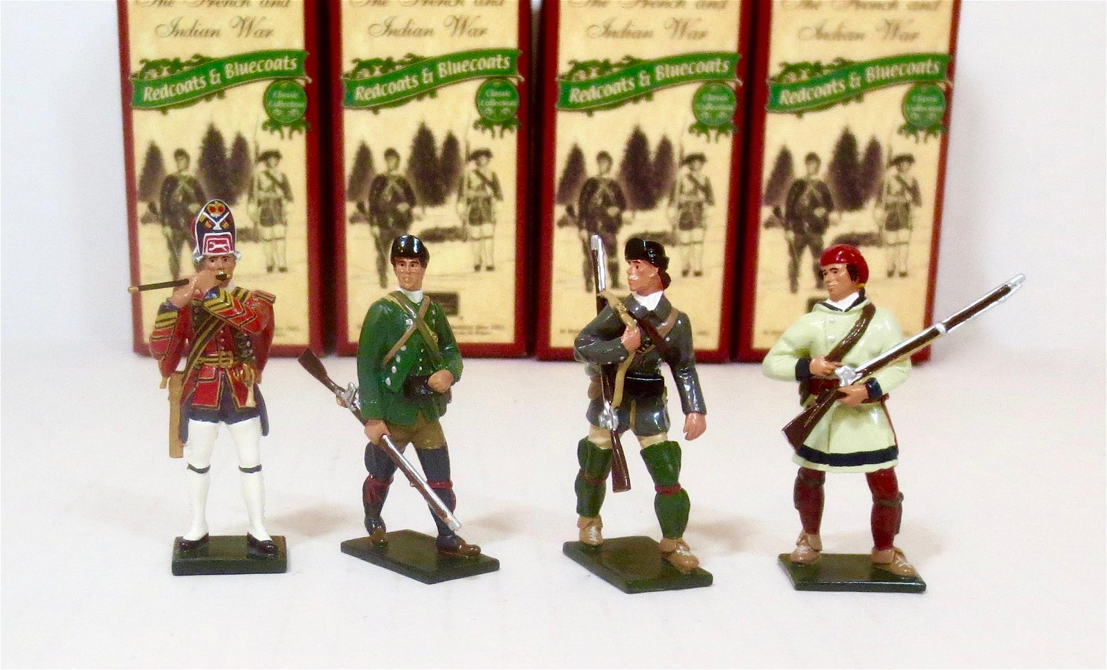 Britains The French and Indian War Assortment