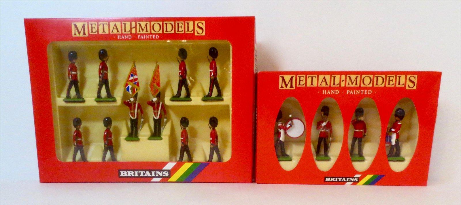 Britains Metal Models #7207 and #7210