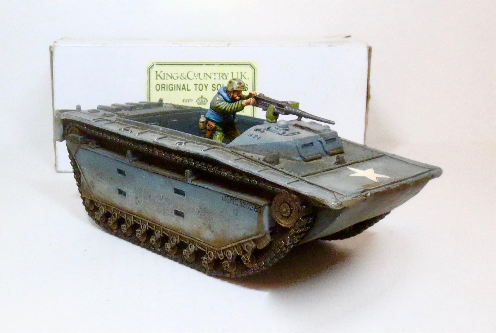"""King & Country #IWJ7 """"Amphibious Attack"""""""