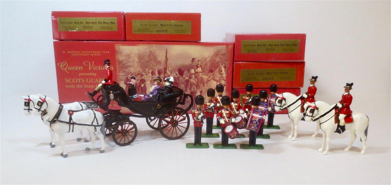 Britains Scots Guards Assortment