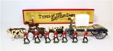 Wm Hocker 93 Regimental Ox Wagon