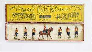Britains set 19 West India Regiment