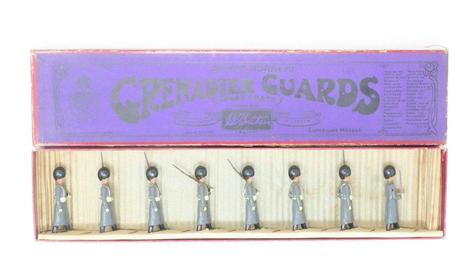 Britain's set #312 Grenadier Guards