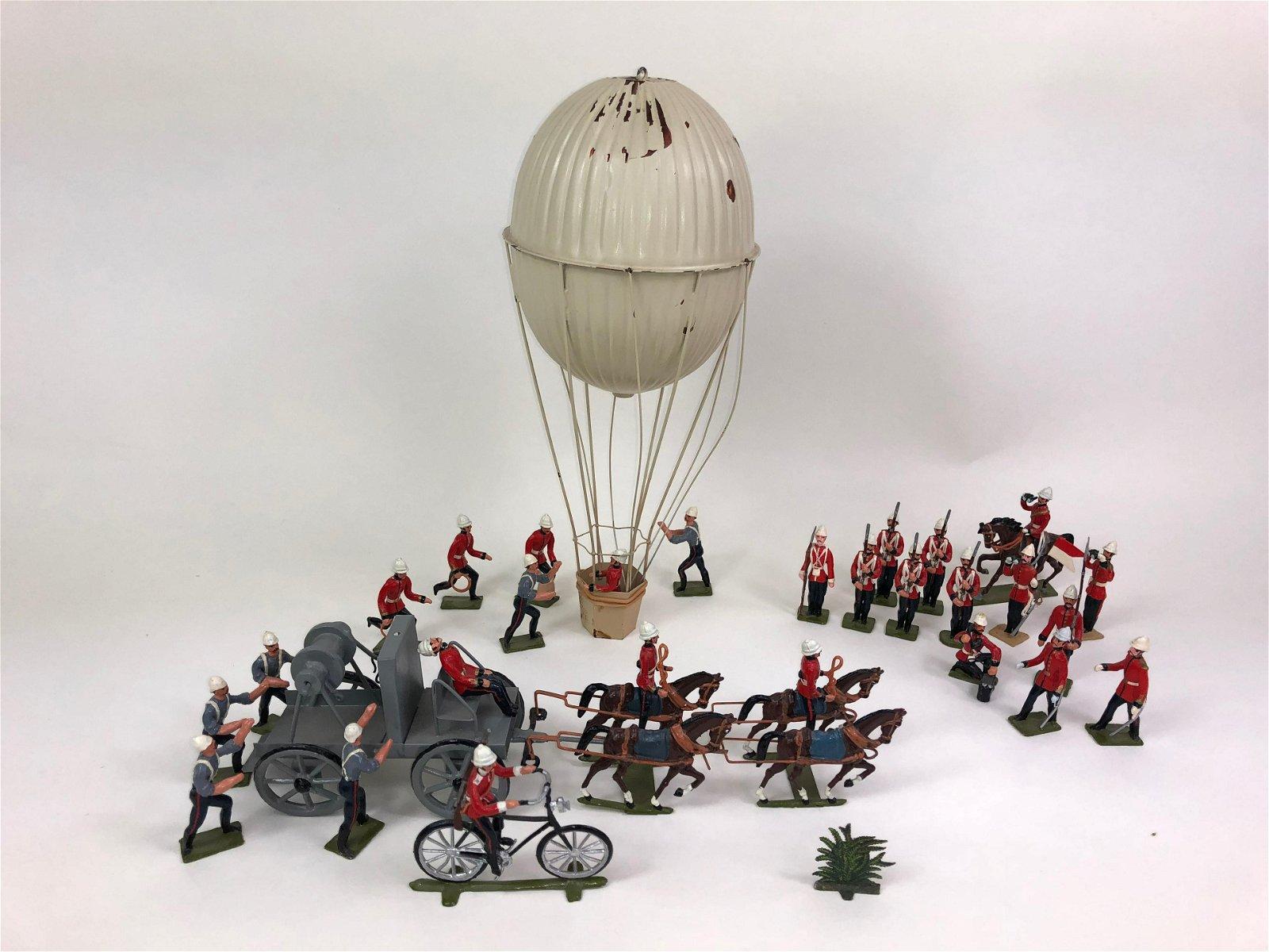 Potsdamer Zinnsoldaten Observation Balloon