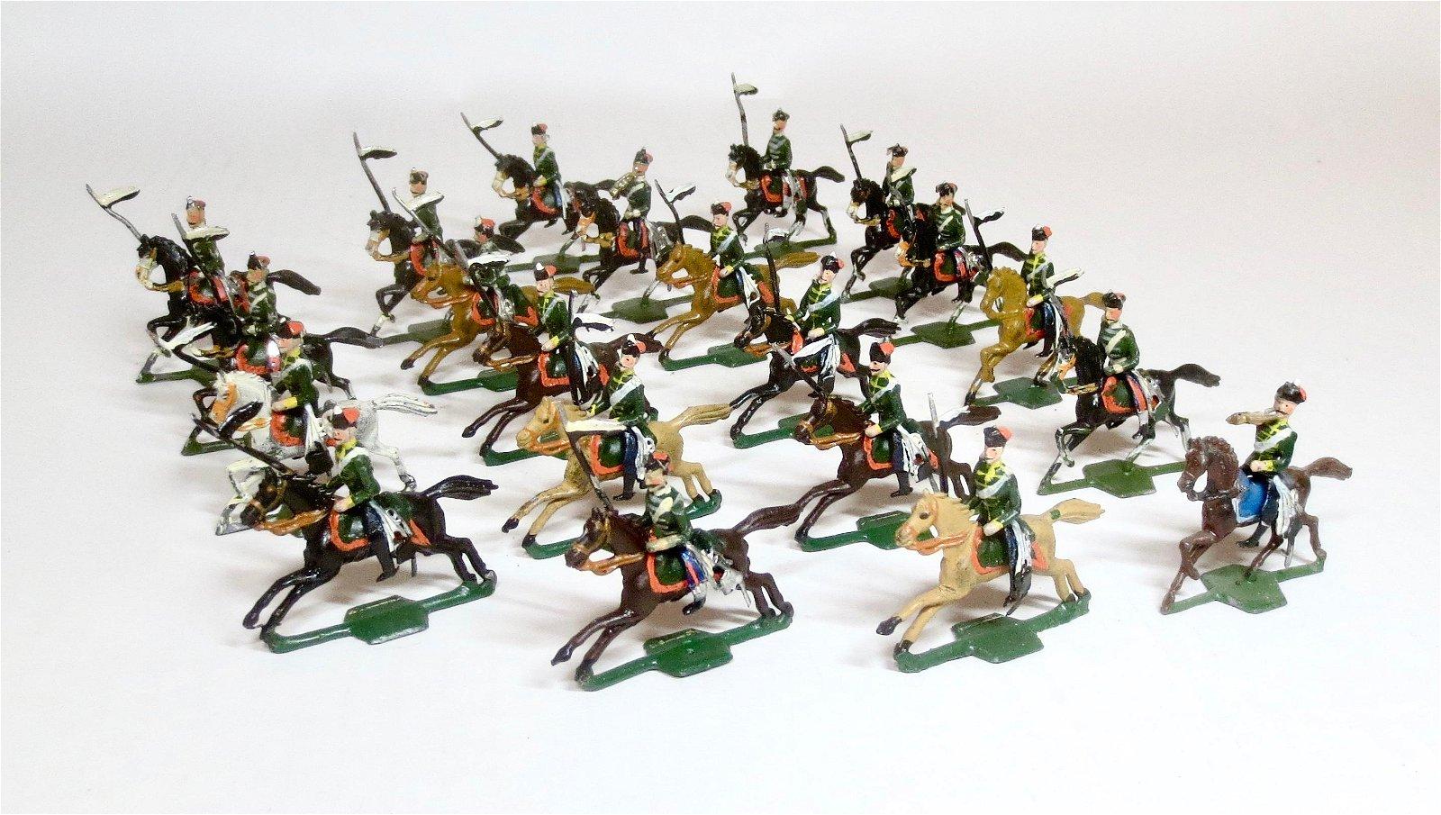 Heyde Regimental Lancers Set