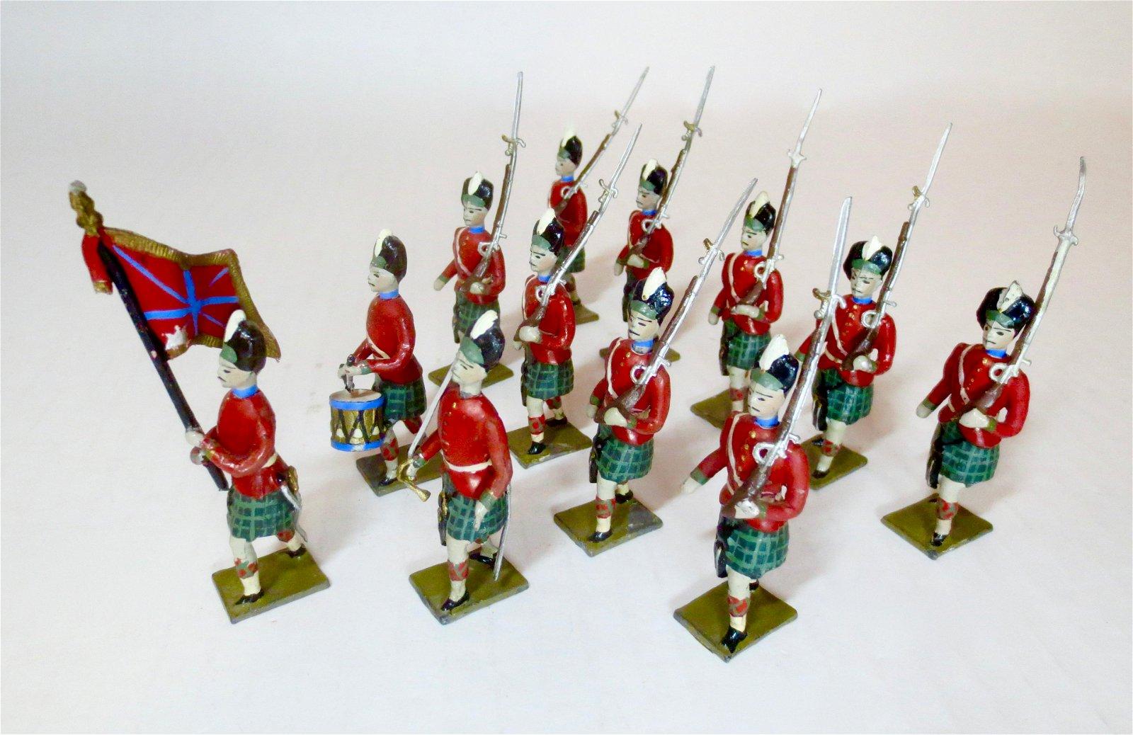 Mignot Argyll & Sutherland Highlanders