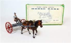 Britains 8F Horse Rake