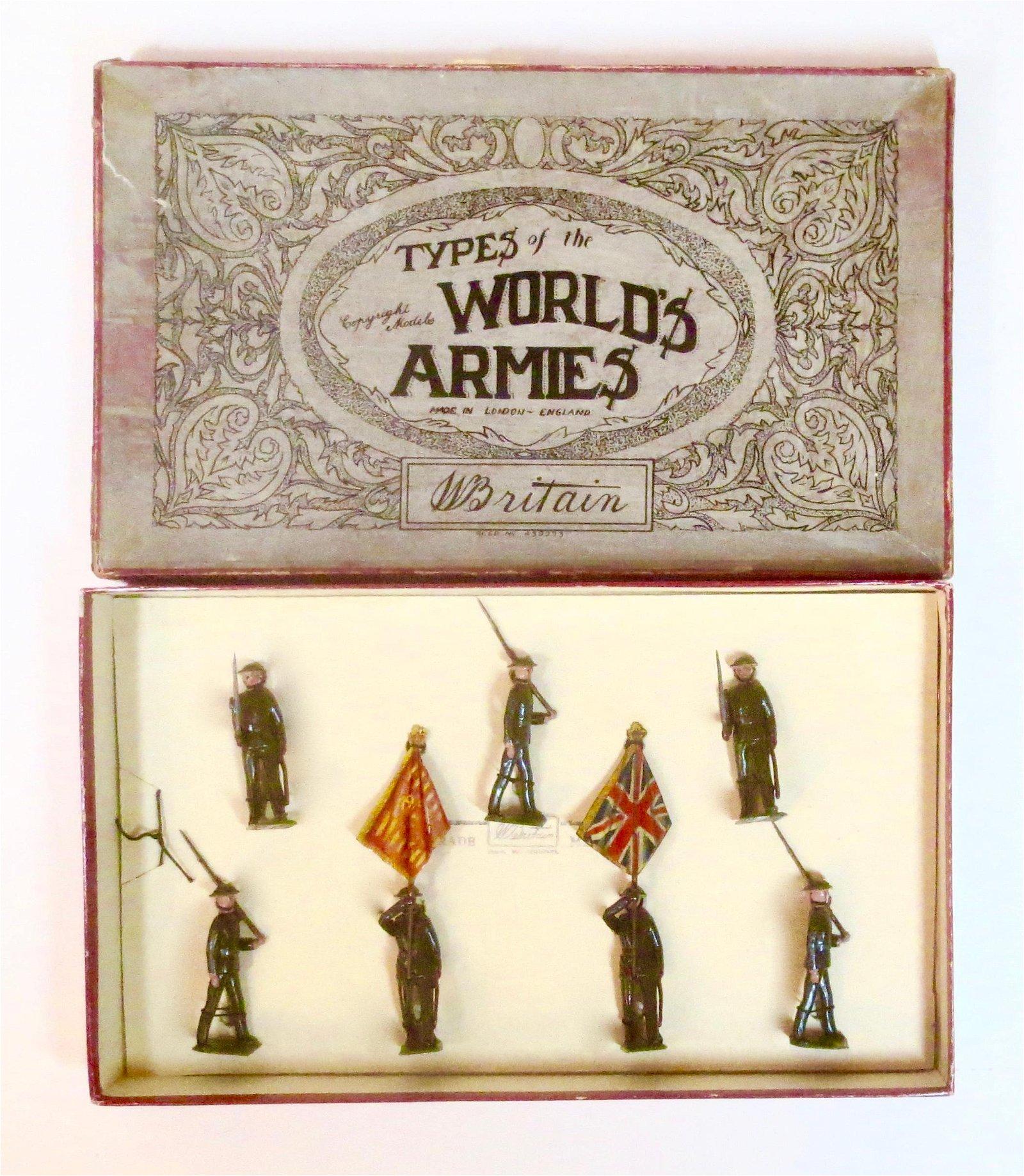 Britains VERY RARE Grenadier Guards