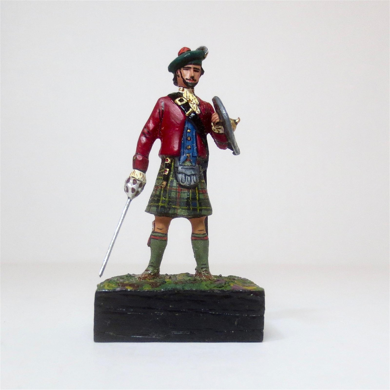 Frederick Ping RARE Ogilvie Clansman
