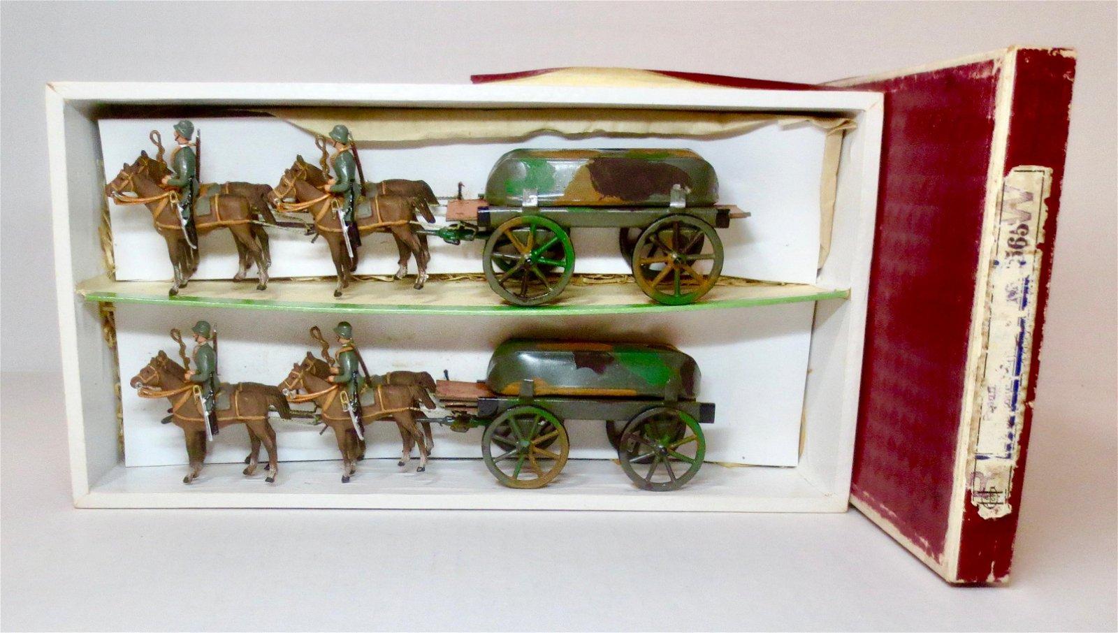 Heyde RARE WW2 German Pontoon Boxed Set