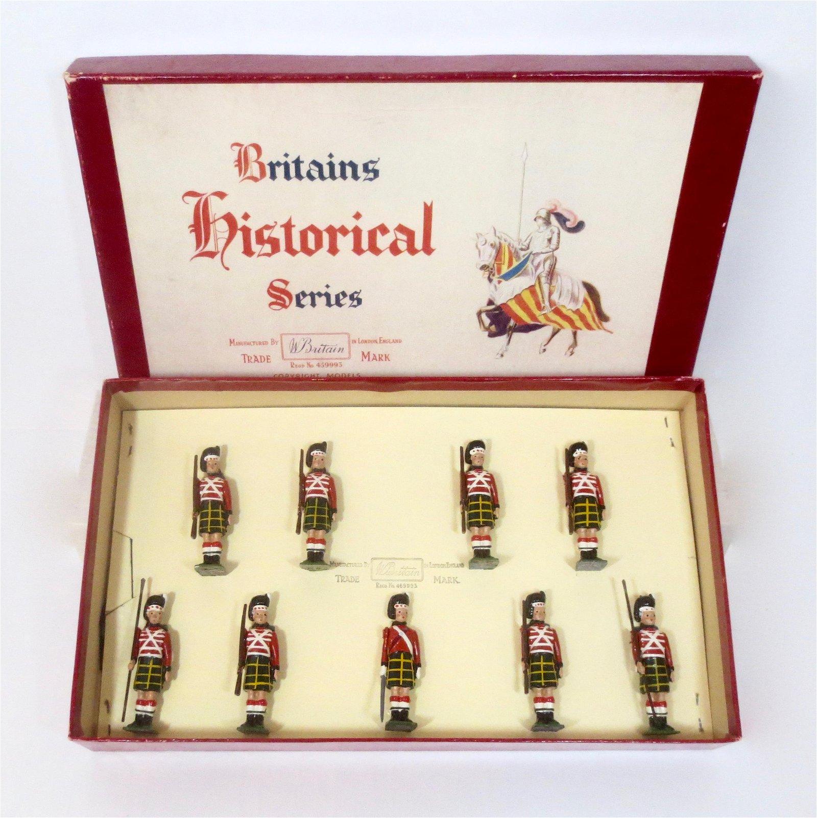 Britains #1519 Highlanders