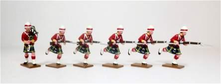 Trophy Gordon Highlanders Charging