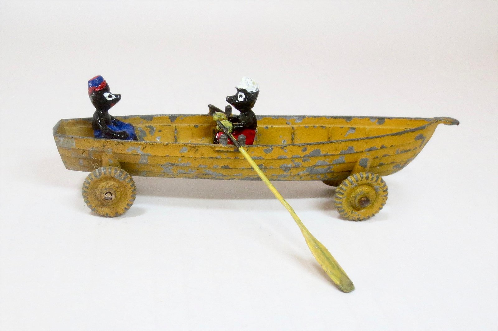 Salco Mickey Mouse River Boat Ride