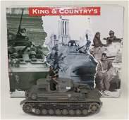 King  Country Blitzkrieg Panzer IV