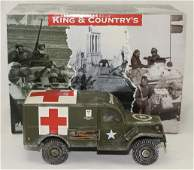 King  Country Dodge WC54 U S Army Ambulance