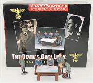 King  Country The Devils Own Luck