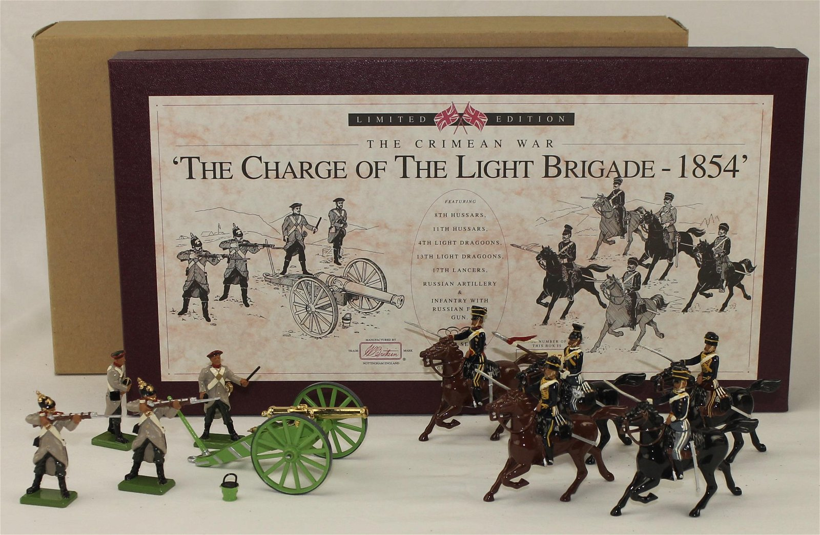 Britains Charge of the Light Brigade