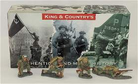 King  Country US Marines Fighting