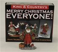 King  Country GI Santa