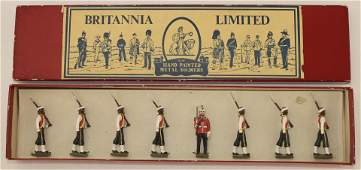 Britania Limited West India Regiment
