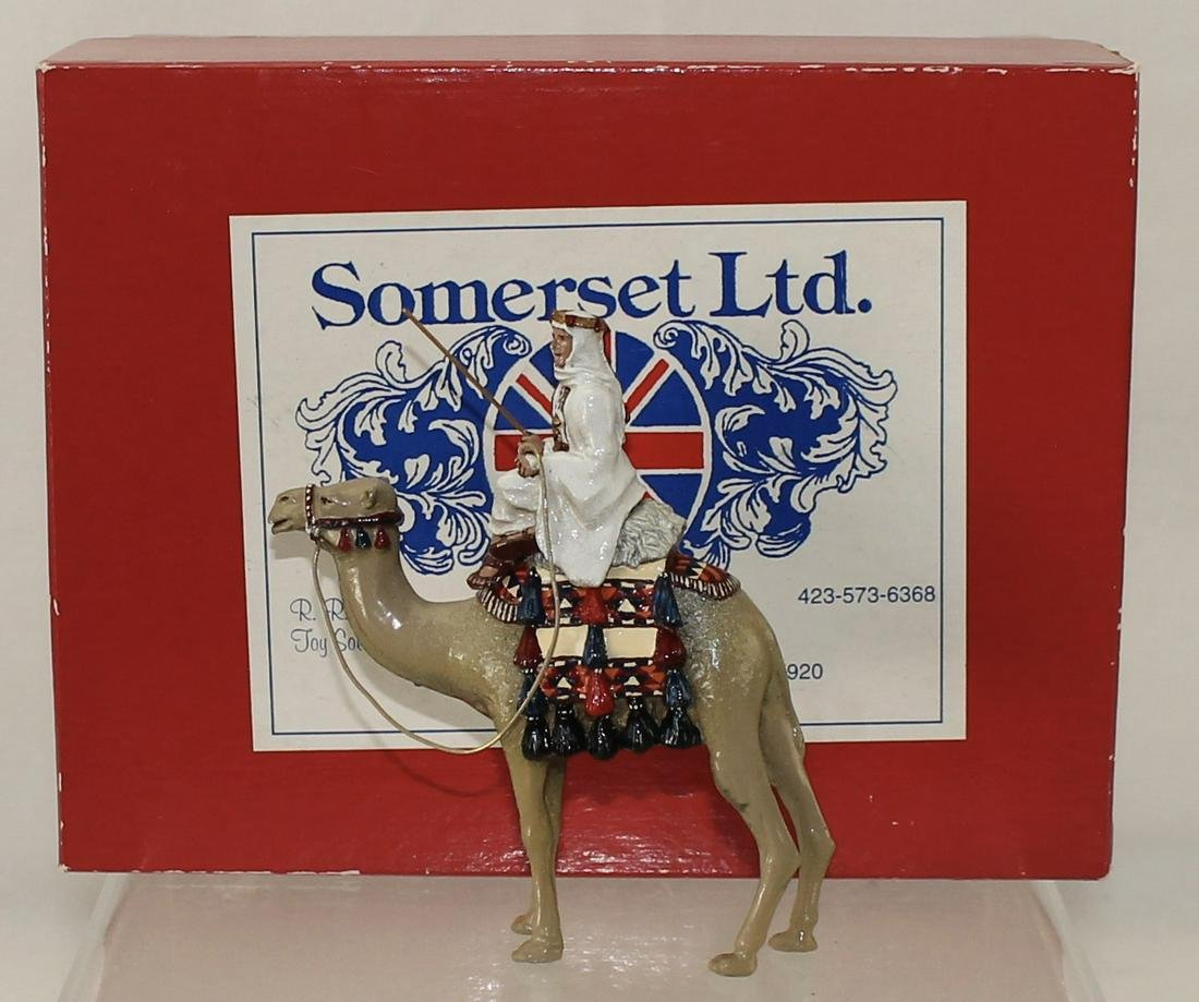 Somerset LTD Lawrence of Arabia and Camel