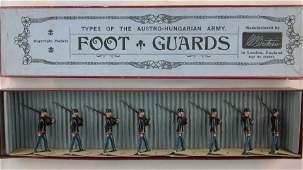 Britains set #178 Austro-Hungarian Foot Guards.