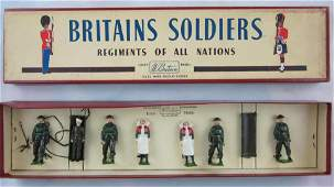 Britains Set 1723 Royal Medical Corps Unit