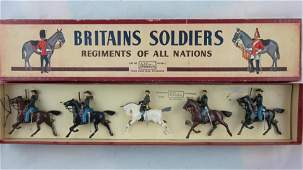 Britains Set #2056 Civil War Union Cavalry.