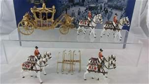 Britains Set #40295 Jubilee Coronation Coach.