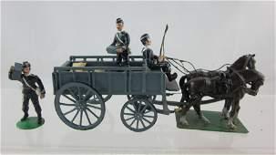 Alymer Set AB31 British Supply Wagon