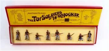 Wm Hocker 366 Union Infantry Firing