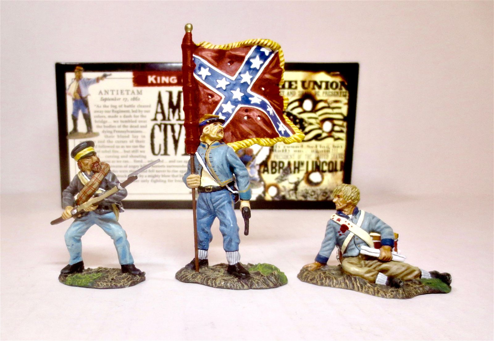 """King & Country #ACW07 """"Stars and Bars"""""""
