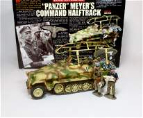 King  Country WS077 Panzer Meyers Halftrack