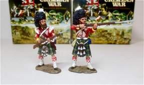 King  Country CRW13  CRW16 Crimean War