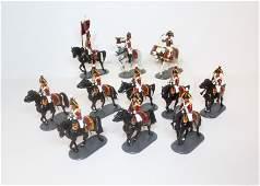Mounted Napoleonic Cavalry