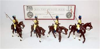 All The Queens Men TB49 Indian Cavalry