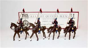 All The Queens Men TB164A Indian Cavalry