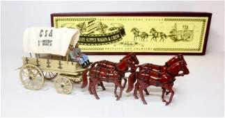 Britains 8870 Confederate Supply Wagon