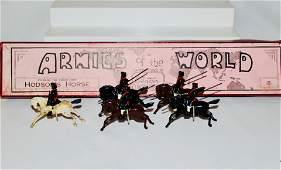 Britains set 63 10th Bengal Lancers
