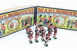Marlborough Black Watch Pipes  Drums