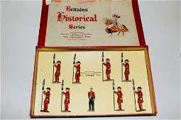 Britains set #1257 Yeoman of the Guard
