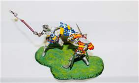 Rodden Knights William Melun v Thomas Beauchamp