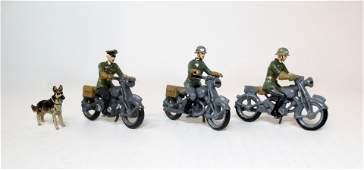 Hiriart WW2 German Motorcycle Corps